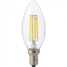 Филаментная лампа  CANDLE 4W (2700-4200K)
