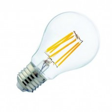 Филаментная лампа GLOBE 6W (2700-4200K)