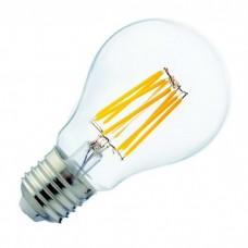 Филаментная лампа GLOBE 8W (2700-4200K)