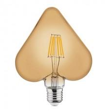 Лампа филаментная HEART 6W 2200K
