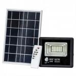Прожектор на солнечной батарее 10W