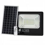 Прожектор на солнечной батарее TIGER 100W с пультом