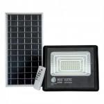 Прожектор на солнечной батарее 40W с пультом