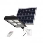 Светильник на солнечной батарее 50W (с пультом)