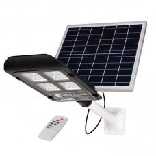 Светильник консольный на солнечной батарее 200W (метал.корпус)