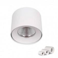 Светильник накладной iGuzzini 18W (белый)