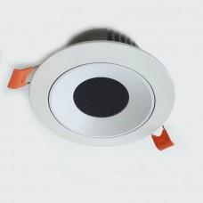 Врезной светильник 12W UGR (белый)