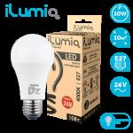 Светодиодная лампа Ilumia 10W, 24V, 4000К
