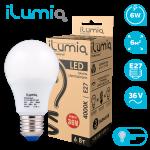 Светодиодная лампа Ilumia 6W, 36V, 4000К