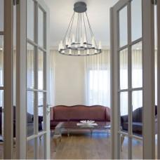 Светодиодная люстра подвесная Intelite DECO Riga 48W 3800LM 3000K