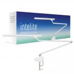 Настольный светильник Intelite IDL 12W ( димминг, температура) белая