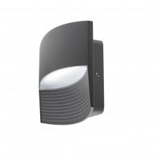 Светильник внешний бра LUTEC LOTUS LED 11W 3000K IP54 DG