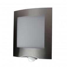 Светильник внешний накладной LUTEC FARELL LED 14W 3000K IP44 SN с датчиком движения