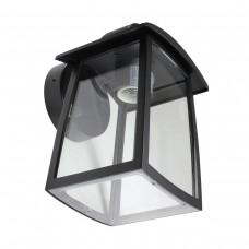 Светильник внешний бра В LUTEC KELSEY 1хE27 max 40W IP44 BK