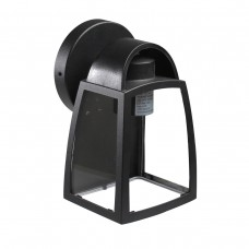 Светильник внешний бра S LUTEC KELSEY 1хE27 max 40W IP44 BK
