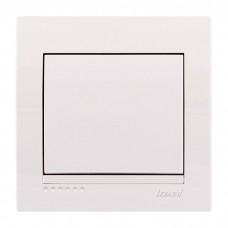 Выключатель Lezard Deriy, белый (702-0202-100)
