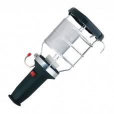Переносной светильник с ручкой из каучука с выключателем Lezard 2Р+РЕ 1х16А 220-240V