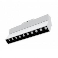 Поворотный магнитный светильник 15w (белый)