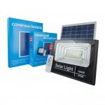 Прожектор на солнечной батарее Solar Light 100W с пультом