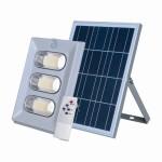 Прожектор на солнечной батарее с датчиком движения 150W, 6400K