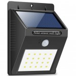 Уличный светильник на солнечной батарее VARGO 6W