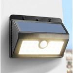 Уличный светильник на солнечной батарее VARGO 9W