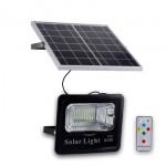 Прожектор на солнечной батарее Solar Light 10W с пультом