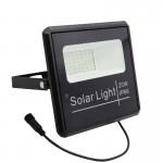 Прожектор на солнечной батарее Solar Light 25W с пультом