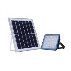 Прожектор на солнечных батареях Solar Light 70W уличный с пультом
