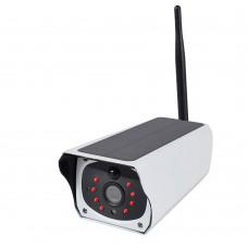 Камера видеонаблюдения IP CAMERA CAD F20 2mp solar, белая