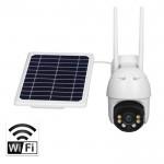 Камера на солнечной батарее