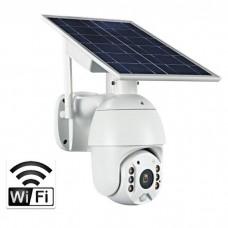 Камера наблюдения на солнечных батареях