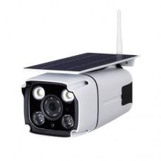 Автономная уличная wi-fi ip камера на солнечной батарее