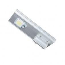 LED уличный светильник на солнечной батарее 50W (с пультом)