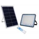 Прожектор на солнечной батарее Solar Light 200W с пультом