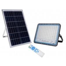 Прожектор на солнечных батареях Solar Light 200W уличный с пультом
