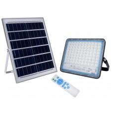 Прожектор на солнечных батареях Solar Light 120W уличный с пультом