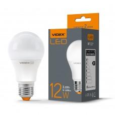 LED лампа VIDEX A60e 12W E27 4100K