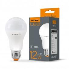 LED лампа VIDEX A60e 12W E27 4100K с сенсором освещения
