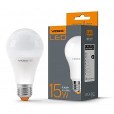 LED лампа VIDEX A65e 15W E27 4100K