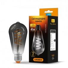 Филаментная лампа VIDEX Filament ST64FG