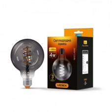 Филаментная лампа VIDEX Filament G95FG