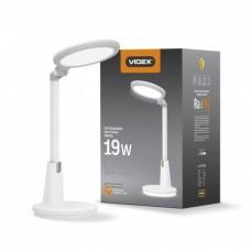 LED лампа настольная VIDEX VL-TF10W 19W 4100K