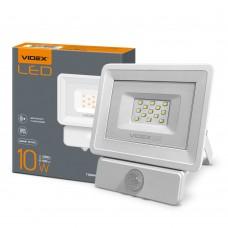 LED прожектор VIDEX 10W 5000K (сенсорный)