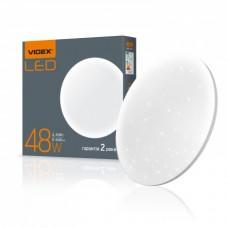 LED светильник VIDEX 48W 4100K (акриловый, круг)