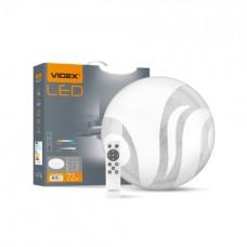 Светильник VIDEX GLANZ 2 72W 2800-6200K