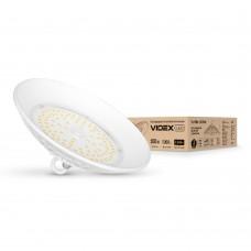 LED светильник высотный HIGH BAY VIDEX 100W 5000K 220V белый (VL-HBe-1005W)