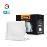 Прожектор VIDEX 10W RGB Wi-fi