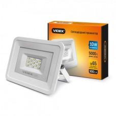 Прожектор VIDEX 10W 5000K 220V White (VL-Fe105W)