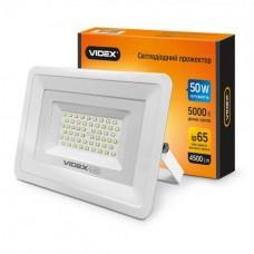 Прожектор VIDEX 50W 5000K 220V (VL-Fe505W)